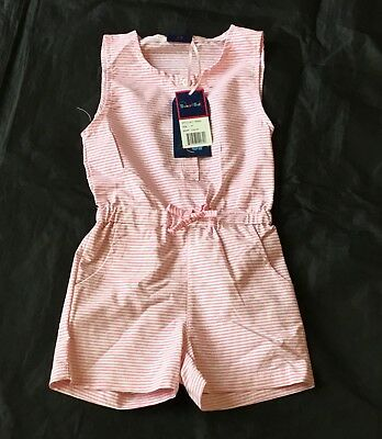 NWT Sweet & Soft Pink Toddler Girls Romper SZ 2T Free Shipping