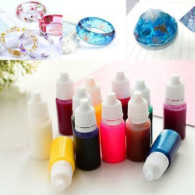 Translucent Pigments for Clear Casting Resin Pigment Epoxy&Polyester Supply