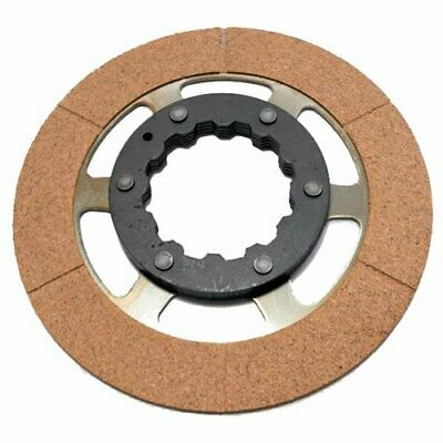 Clutch Friction Disc Original Piaggio 1689096 for Ape MP P501 220 - 1978 > 1996