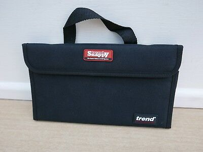 Trend Snappy 60 Pocket Heavy Duty Fabric Tool Pouch Snap/th/2
