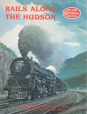 Rails Along The Hudson   New York Central System Nyc To Albany Steam Electric