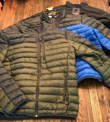 Gerry Sweater Down Zipper Jacket Color / Size Options Mens Jacket Puffer NEW 11D