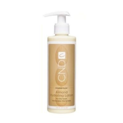CND Spamanicure ~ Almond Hydrating Lotion 236ml/8 fl oz ~