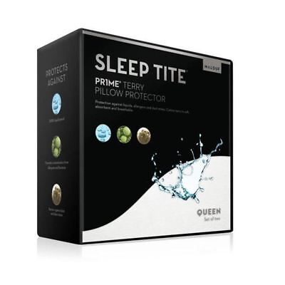 Pr1me Terry Pillow Protector  Sleep Tite  Malouf