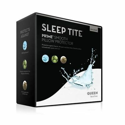 Pr1me Smooth Pillow Protector  Sleep Tite  Malouf