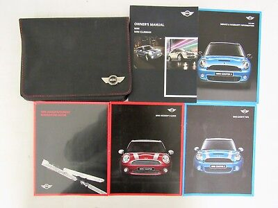 2012 mini cooper mini clubman owners manual book 23 30 picclick rh picclick com Mini Countryman 2017 2011 mini cooper countryman service manual