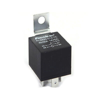 Waterproof Car Auto 5Pin 40A Long Life Automotive Relay Normally Open DC 12V 1PC