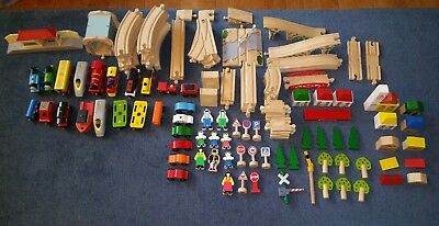 BIGJIGS RAIL Town and Country Train Set - 101 Pieces - £54.99 ...