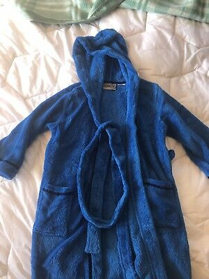 Boys Dressing Gown Size 5
