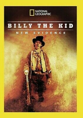 Billy The Kid: New Evidence [New DVD] Manufactured On Demand, Ac-3/Dolby Digit
