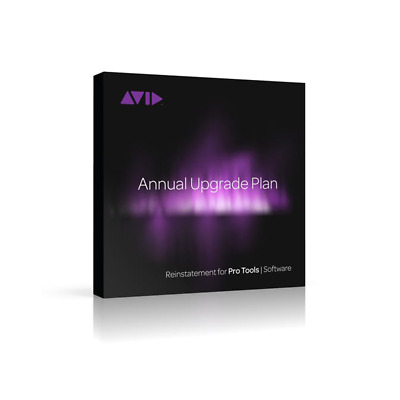 Avid Pro-Tools - Annual Upgrade Plan Reinstatement