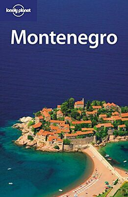 Montenegro (Lonely Planet Country Guides) by Dragicevic, Peter Paperback Book