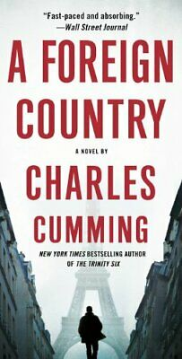 A Foreign Country (Thomas Kell) by Cumming, Charles Book The Cheap Fast Free