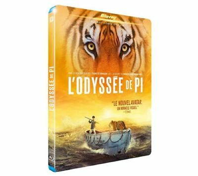 "Blu Ray  ""L'odyssee De Pi ""      Neuf Sous Blister"
