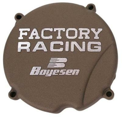 Boyesen Factory Racing Ignition Cover Magnesium Fits Honda CR500 1984-2001