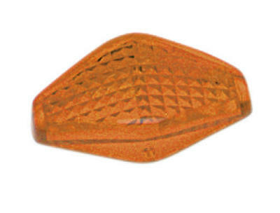 DS Replacement Diamond-Style Marker Light Lens Amber