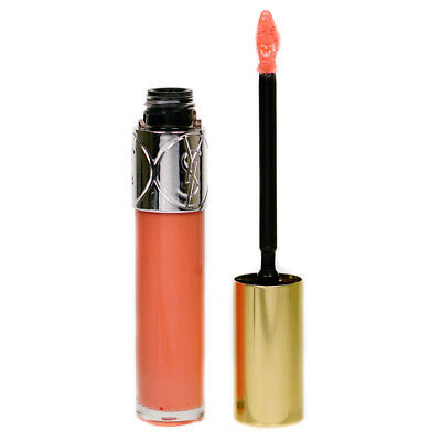 YSL Yves Saint Laurent Gloss Volupte Orange Peach Lipgloss 203 Corail Gandoura