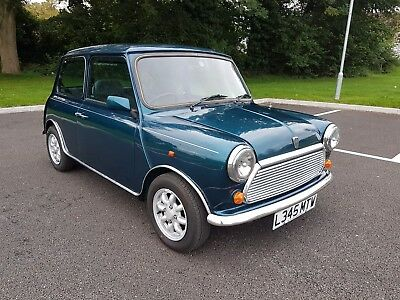 Rover Mini Mayfair 1.3 Automatic 36k from new