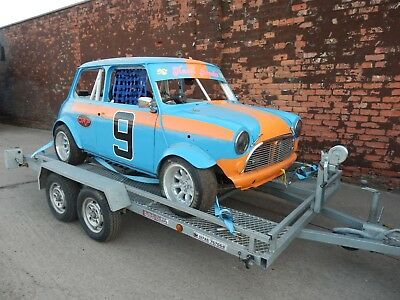 Classic Mini Classic Hot Rod almost ready to race (Revised)