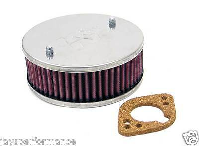 Kn Bolt On Air Filter (56-9153) For Stromberg 150 Cd, Centre Hole (56 Mm H)