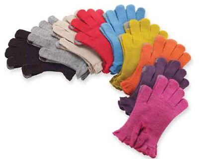 Mud Pie Fashion Smart Screen Knit Gloves Bundled Up Collection
