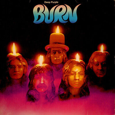 Deep Purple - Burn (Vinyl LP - 1974 - DE - Original)