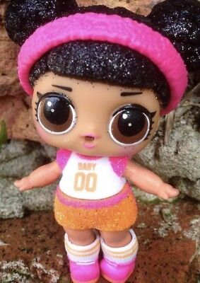 LOL Surprise Hoops MVP Glitter Series 3 Dolls L.O.L. Basketball Doll AUTHENTIC
