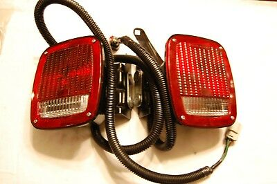 Set of Original GM Truck or Trailer Lights (07931A & 07932)