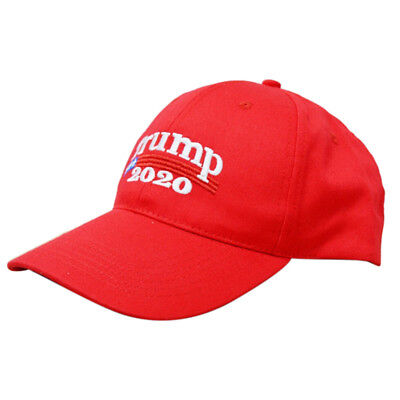 Trump 2020 Letter American Flag Baseball Golf Sports Baseball Cap Election Hat S