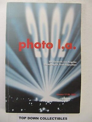 Photo l.a. The Eleventh Los Angeles Photographic Print Exposotion  2002