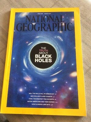 National Geographic Magazine March 2014