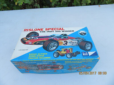1969 MPC Rislone Special The Indy Winner 1:25 plastic model kit