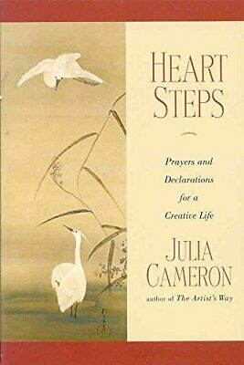 Heartsteps by Cameron, Julia Paperback Book The Cheap Fast Free Post