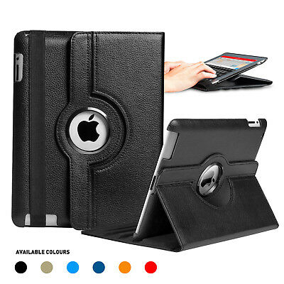 Shockproof Stand Smart Cover iPad Case for iPad 6th Gen 2018/5th Gen 2017