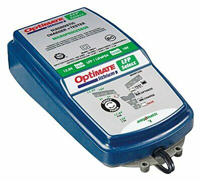 OptiMATE Lithium 4s 9.5A / 5s 7.5A, TM-271,  10-step 12.8/16V 9.5A Battery savin
