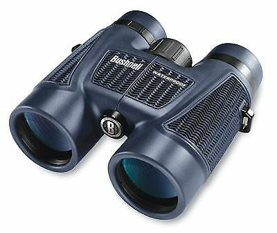 Bushnell H2O 10x42mm Roof Prism Binoculars, Clam Pack 150142C
