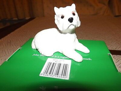 John Beswick Collectors Dog Figurine - Westie JBD45