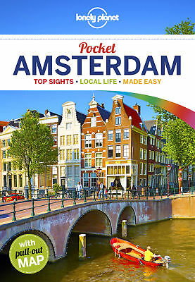 Lonely Planet Pocket Amsterdam 5 Travel Guide 2018 BRAND NEW 9781786575562