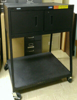 Media Carts And File Cabinets