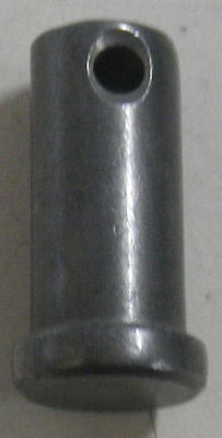 Steel Clevis Pin 1/2 x 2 Inch    .50 x 2.00