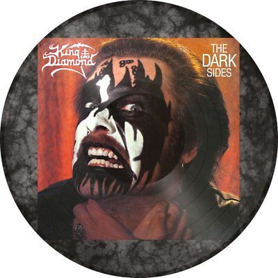 KING DIAMOND The Dark Sides  PICTURE DISC