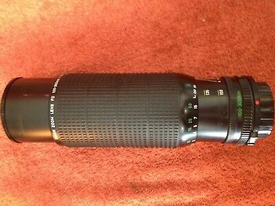Canon Zoom Lens FD 100-300mm 1:5.6