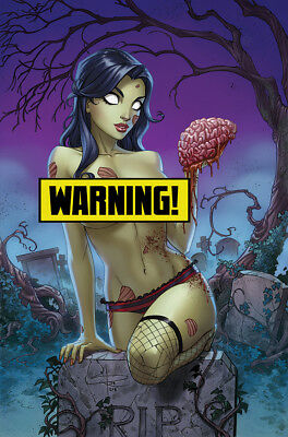 Zombie Tramp #50 Abbas Discount Exclusive Rich Risque Virgin Variant