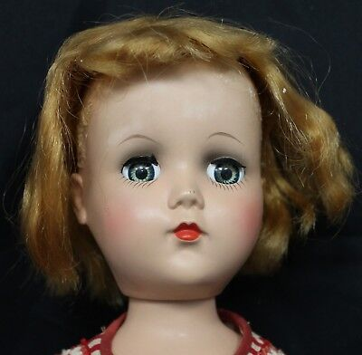 """Vintage Rare R&B Doll 14"""" Girl with Extra Wing, and 3 accessories. !"""