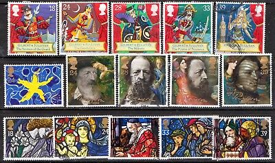 QEII 1992  3 used Commemorative sets (j241)