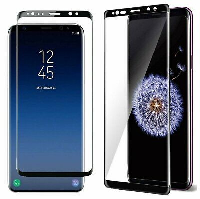 For Samsung Galaxy S9 /Plus / S8 /S8 Plus Note 8 Screen Protector Tempered Glass