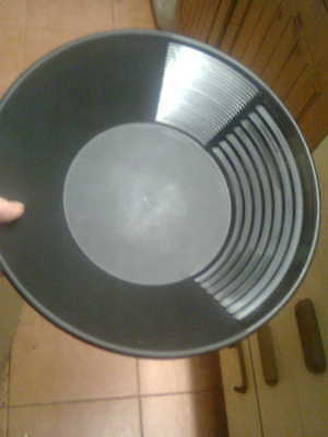 Gold Prospecting Pan 14 Inch