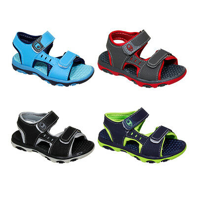 BOY'S ASSORTED COLOR SANDALS > (Lot of 36 Pairs)