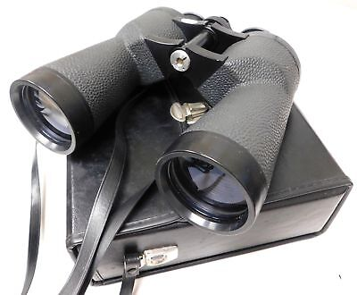 SWIFT FUlly Coated Optics Belmont De Luxe 12 x 50 Binoculars With Case - B35