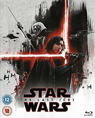 Star Wars: The Last Jedi -  Limited Edition The First Order Sleev... - DVD  4CVG